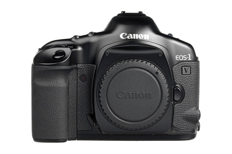 Canon EOS 1V Film Camera Discontinued discontinue exit business last sell