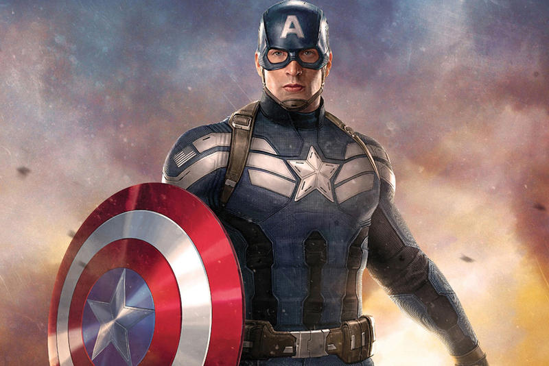 Captain America shield smithsonian institute disney marvel joe anthony russo chair director prop avengers infinity war movie 2018 national museum american history donate division culture arts washington dc