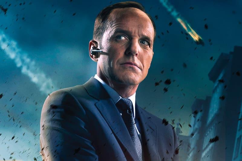 Captain Marvel Agent Phil Coulson SHIELD Origins