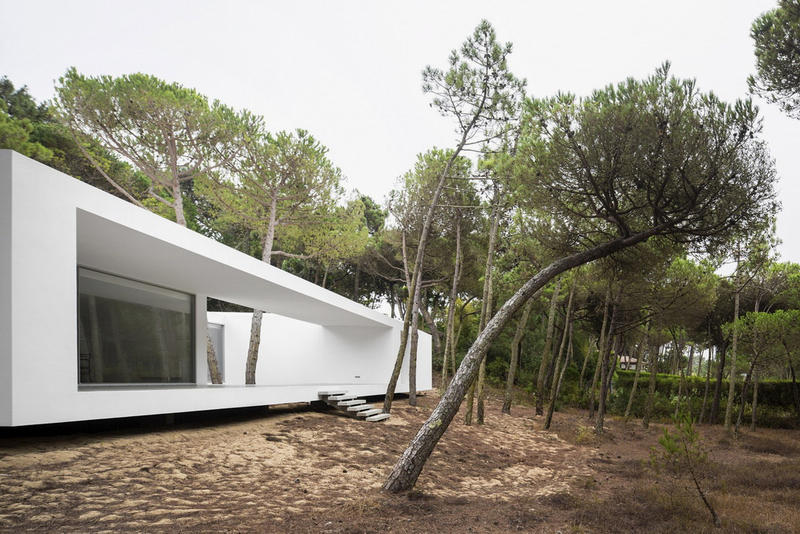 Casa Da Rampa by Valsassina Arquitectos Portugal Houses Luxury Home Real Estate Houses For Sale Auction Architecture Grand Designs