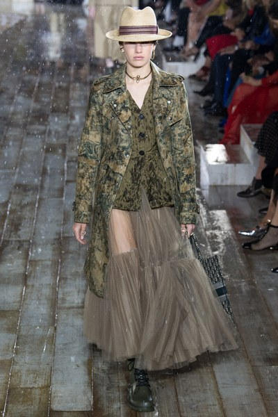 Christian Dior Resort 2019 Collection Paris Maria Grazia Chiuri