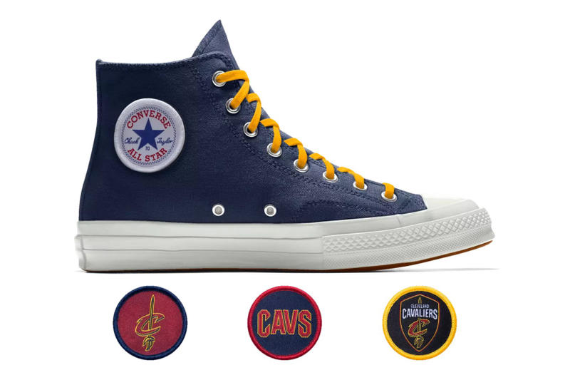 13782c61c7e24e Converse Custom Chuck 70 NBA High Philadelphia 76ers boston celtics chicago  bulls cleveland cavaliers golden state