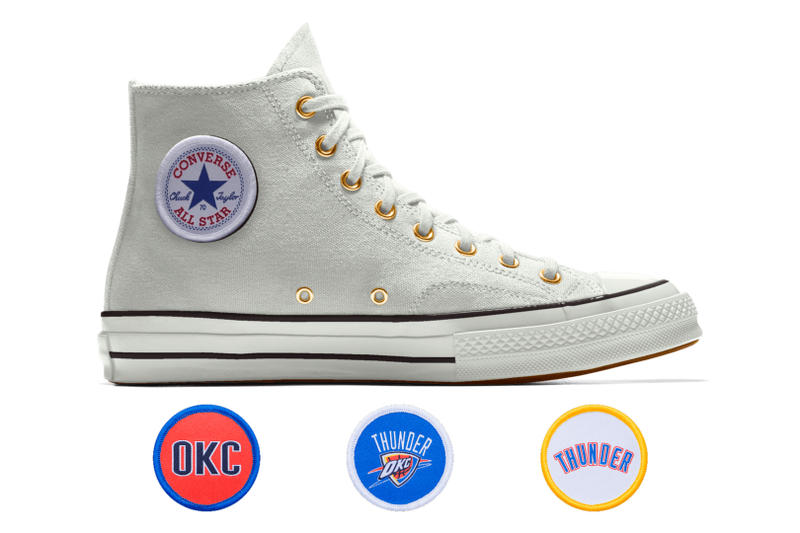76fcf8fb38e Converse Custom Chuck 70 NBA High Philadelphia 76ers boston celtics chicago  bulls cleveland cavaliers golden state