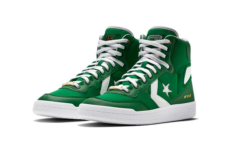 Converse Fastbreak Hi No Easy Buckets Green White Release Date may 2018 kevin mchale boston celtics