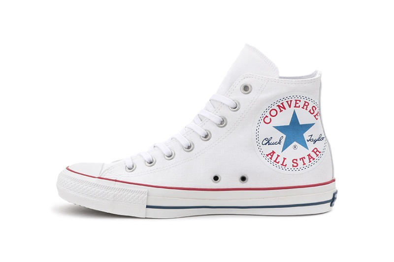 Converse Japan Chuck Taylor All Star Hugepatch Hi high green white red june 2018 release date info drop sneakers shoes footwear high
