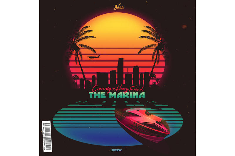 Currensy Harry Fraud The Marina Stream may 30 2018 release date info drop debut premiere apple music itunes
