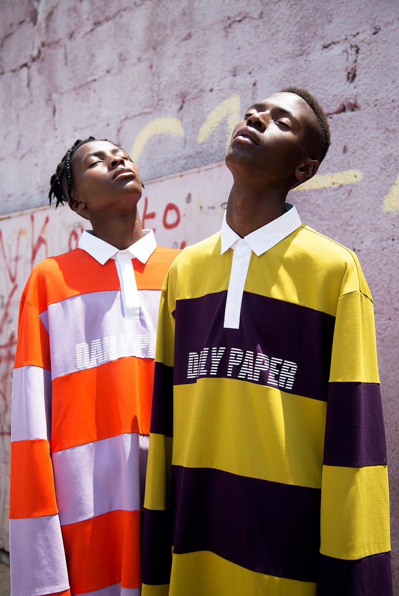 6bf83667d828 Daily Paper Spring Summer 2018 Lookbook collection Part 2 south africa the  sartists