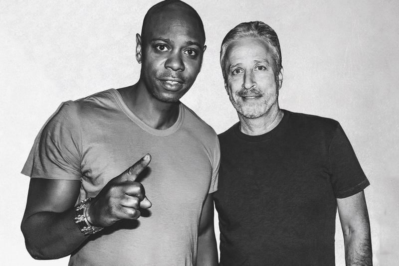 Dave Chappelle Jon Stewart Joint Stand-Up Tour Comedy Ticketmaster