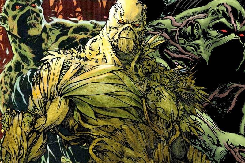 "DC Universe ""Swamp Thing"" Series Stream Service Development Live-Action Mark Verheiden Netflix's Daredevil It Gary Dauberman Comic Adaptation"