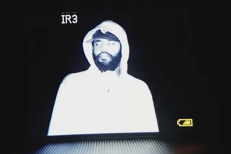 cf326ede3403 Death Grips Unleash Glitchy New Visuals for