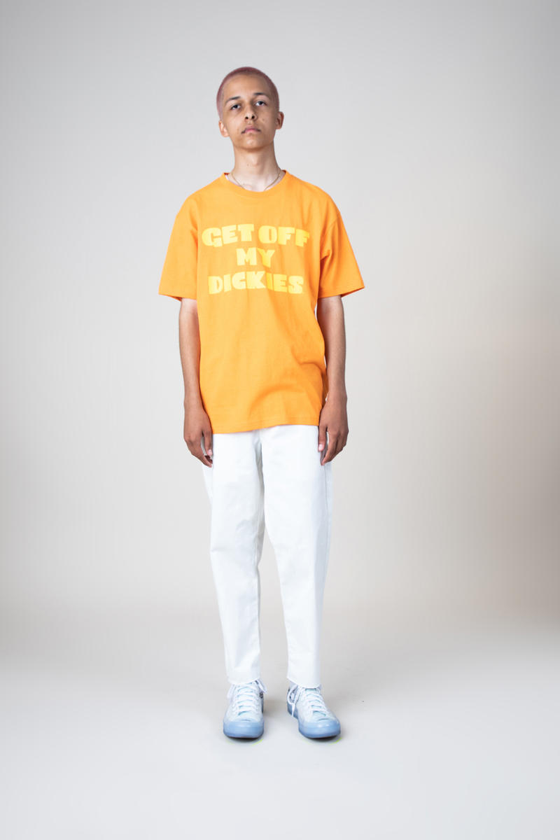 Dickies union la los angeles chris gibbs collaboration collection get off my belphie spring summer 2018 lookbook release men women june 2