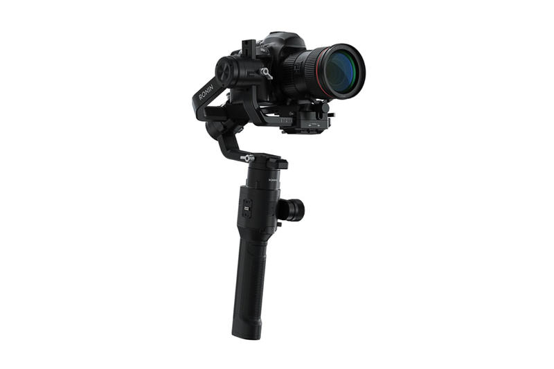 DJI Ronin S Single Handed DSLR Stabilizer may 2018 release date info drop