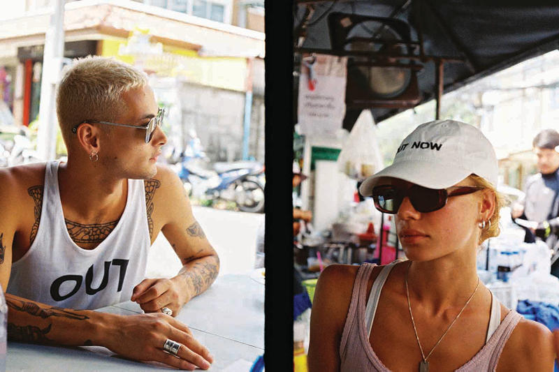 Double Rainbouu OUT NOW Le Specs Sunglasses Frames Eyewear Release Information Details Buy Lookbook Thailand