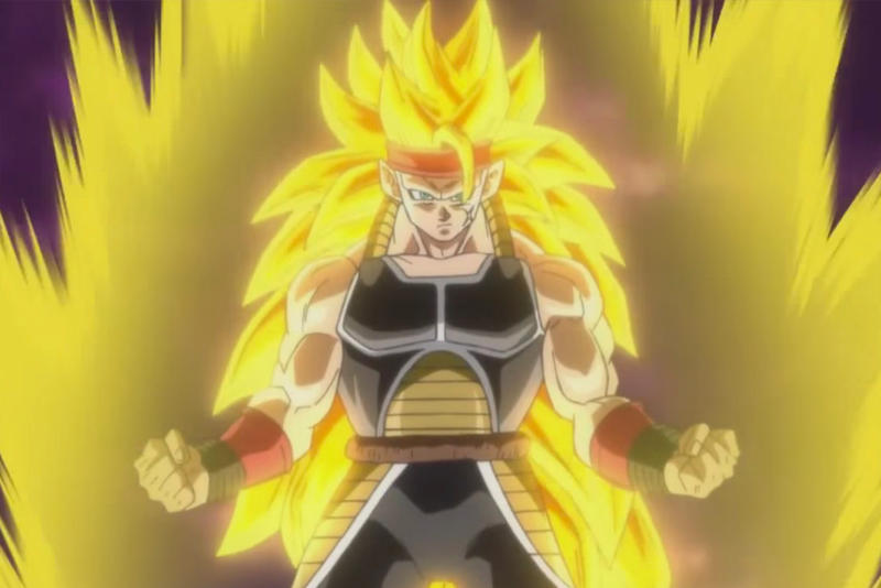 Dragon Ball Heroes Anime Adaptation Golden Cooler