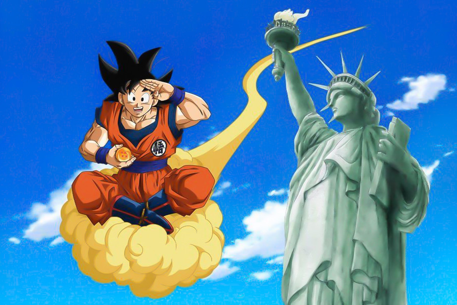 Bandai Announces The Locations Of Its Dragon Ball North American Tour
