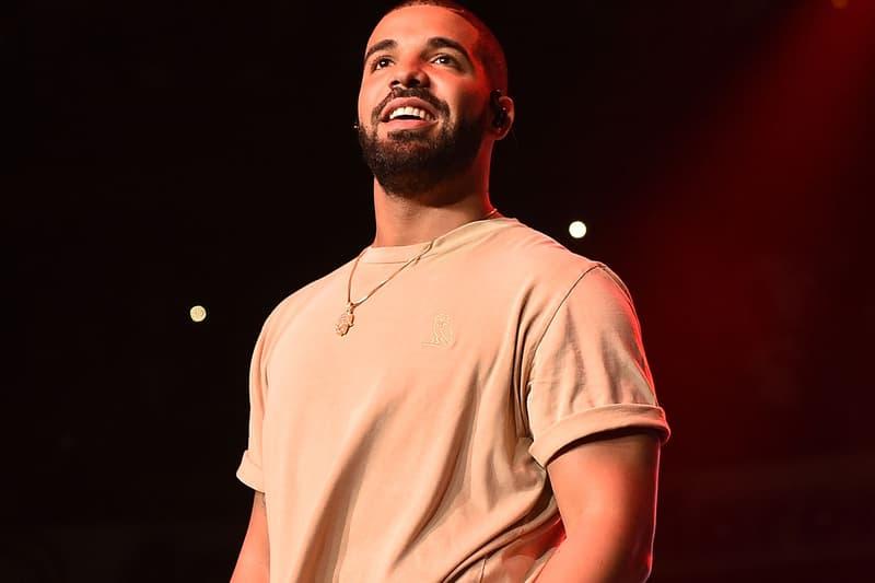 Drake Billboard Hot 100 Eight-Year Record