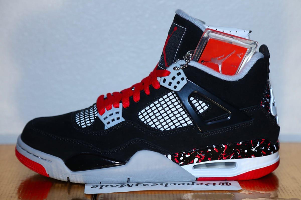 Unreleased Air Jordan 4 \