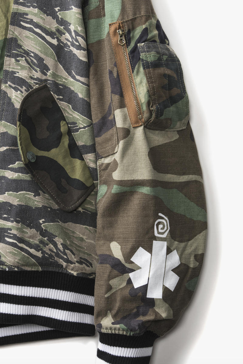Interscope DRx Romanelli Capsule Collection Jacket Hoodie T-shirt Cap