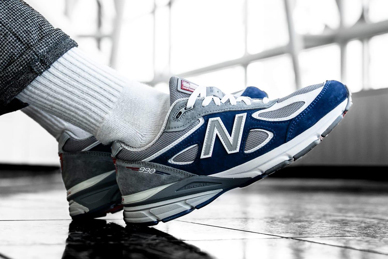 Exclusive New Balance 990
