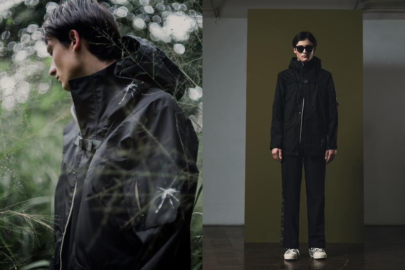 Elhaus Spring Summer 2018 Collection Lookbook release info jackets military workwear shirts pants