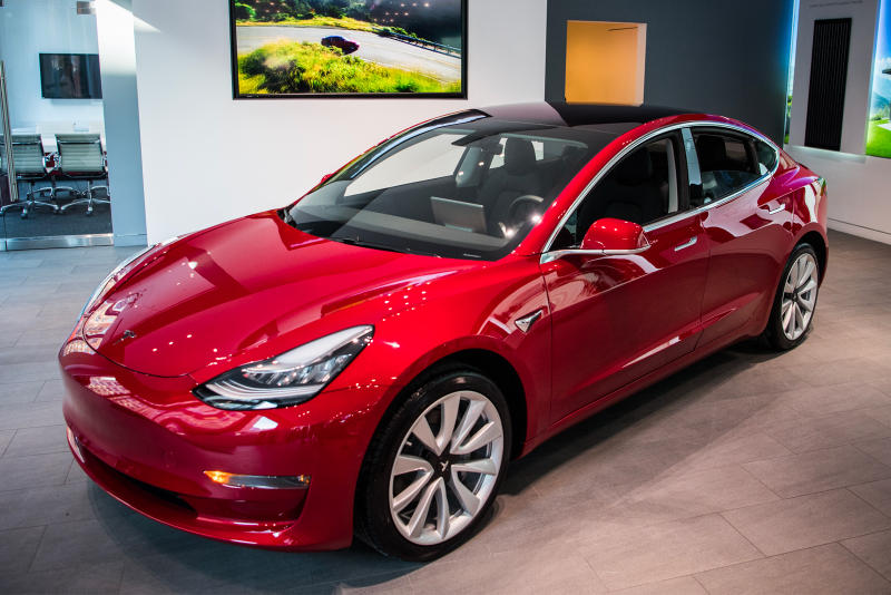 Elon Musk Performance Tesla Model 3 Details dual-motor all-wheel drive Pricing Specifications Performance
