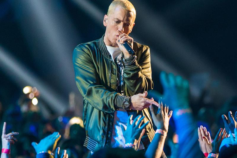 Eminem Justin Timberlake Manchester Terror Attack Charity Red Cross