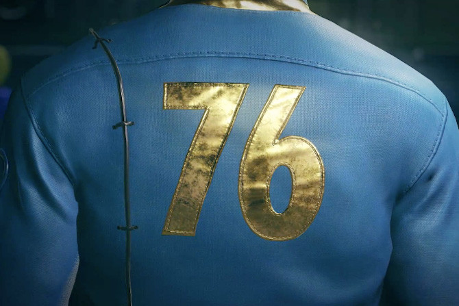 1bb01a56 Bethesda Releases Official Teaser Trailer for 'Fallout 76' Ahead ...