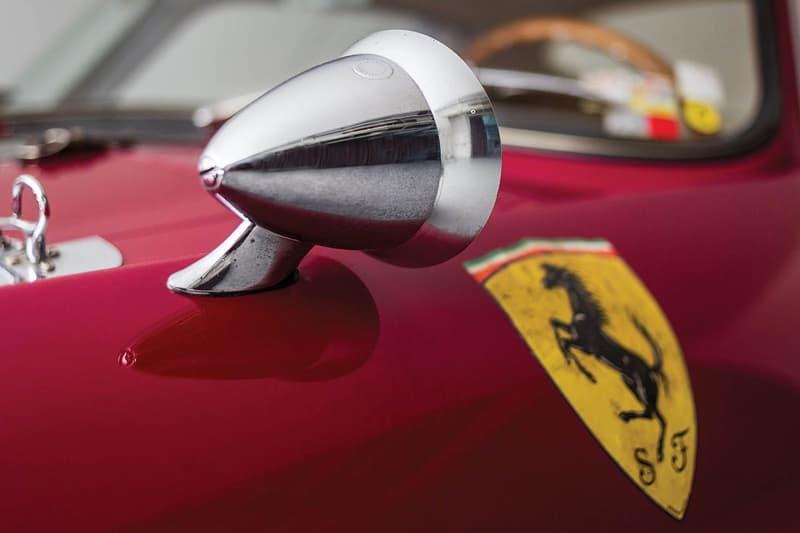 Ferrari 250 TdF 10 Million USD dollars Auction rm sothebys
