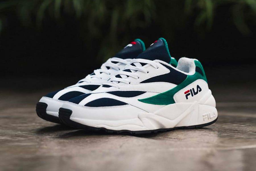 FILA Venom Sneaker Editorial \u0026 Release