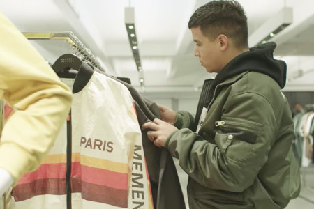Filling Pieces Founder Guillaume Philibert Explains the Brand's First RTW Collection
