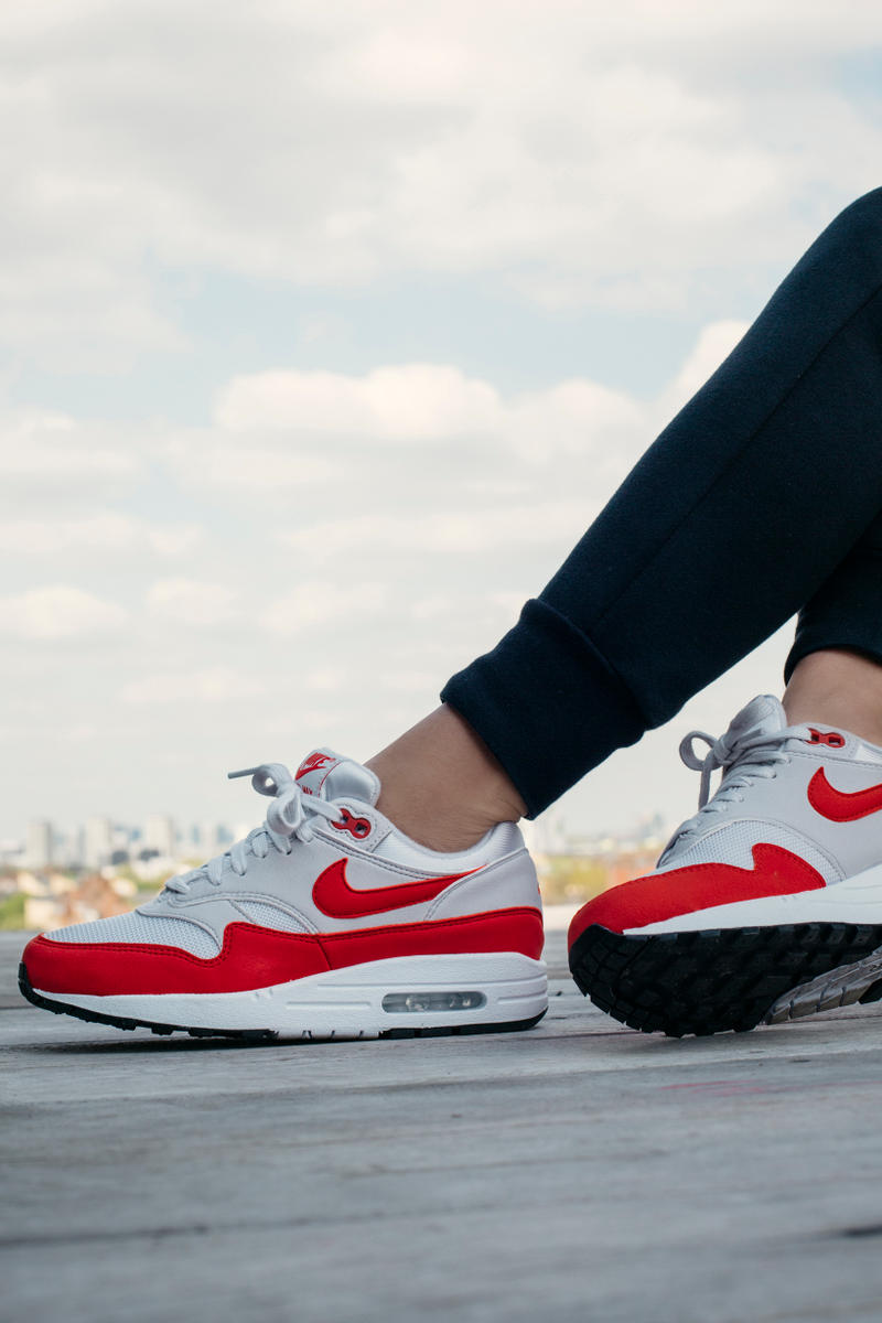 a287417b2da Foot Locker Nike Air Max 1 Pack Sneakerhead Shoot London Paris Milan Ginny  Noa Gael Ou