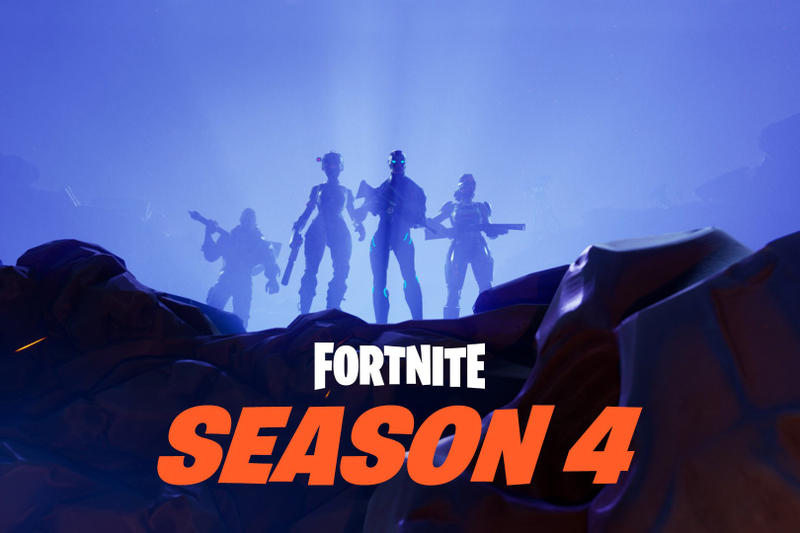 Fortnite Battle Royale Season 4 Is Out Now Hypebeast