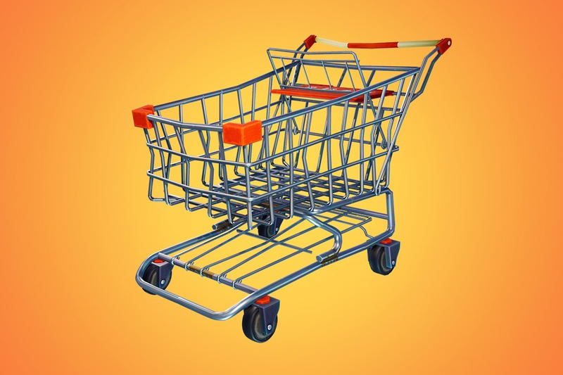 Fortnite Shopping Cart update may 30 2018 vehicle epic games