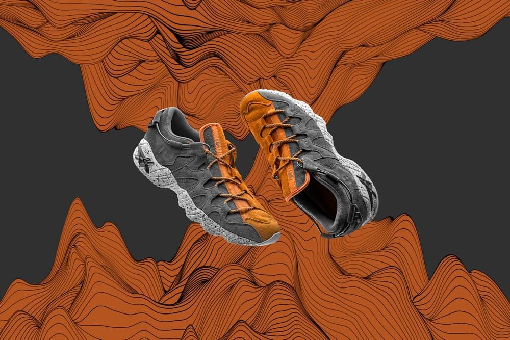 FOSS ASICS Tiger GEL Mai Development Sunrize may 2018 release date info drop sneakers shoes footwear collaboration