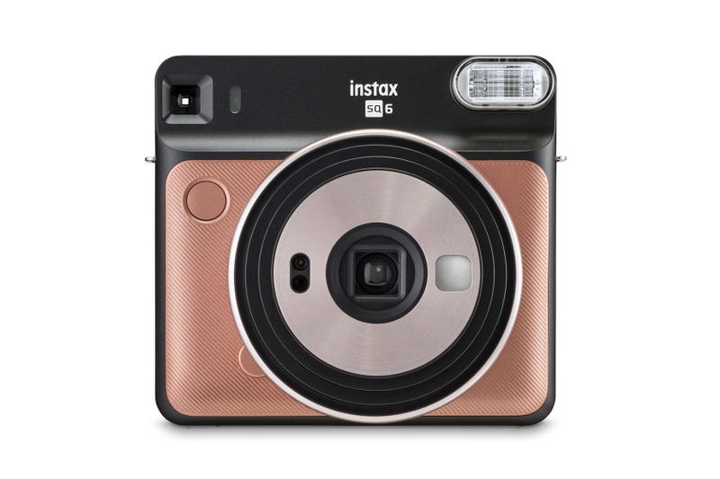 Fujifilm Instax SQ6 Analog Square Camera Availbility Pricing Release Details Instagram Square Pictures May 25 $130 USD Polaroid