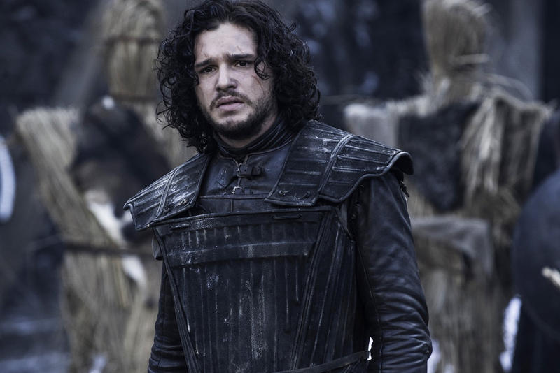 jon snow game of thrones hbo