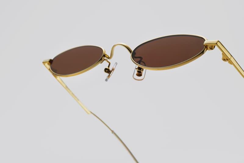 Gentle Monster Fashion Eyewear Apparel Accessories Fashion Streetwear Vector Black Gold