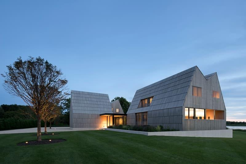 Georgica Cove Bates Masi + Architects United States U.S. Location Exterior Erica Millar Design Interior Houses Sale Rent Away Gardens