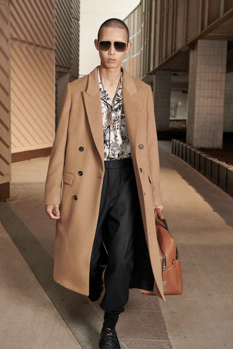 Givenchy Resort 2019 collection Clare Waight Keller runway look sport