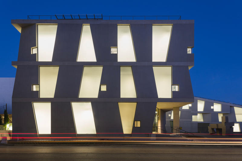 Houston Glassell School of Art Steven Holl Architects architecture design