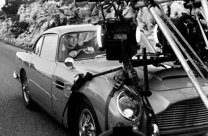 Goldeneye 1965 Aston Martin Db5 To Be Auction Hypebeast