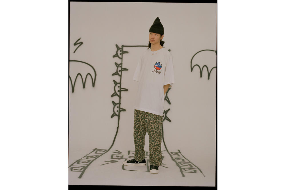 Goodhood Spring/Summer 2018 Lookbook streetwear neighborhood wacko maria needles gosha rubchinskiy converse Norse Projects Dickies Braindead
