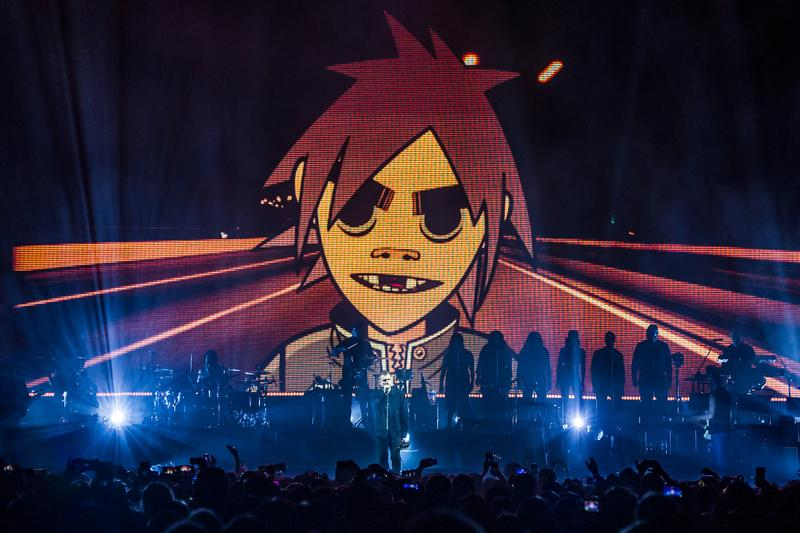 Gorillaz The Now Now Single Humility Lake Zurich stream 2018 album new music song zane lowe beats 1 release date video george benson snoop dogg