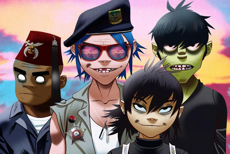 Gorillaz Hint Album Title and Release Date