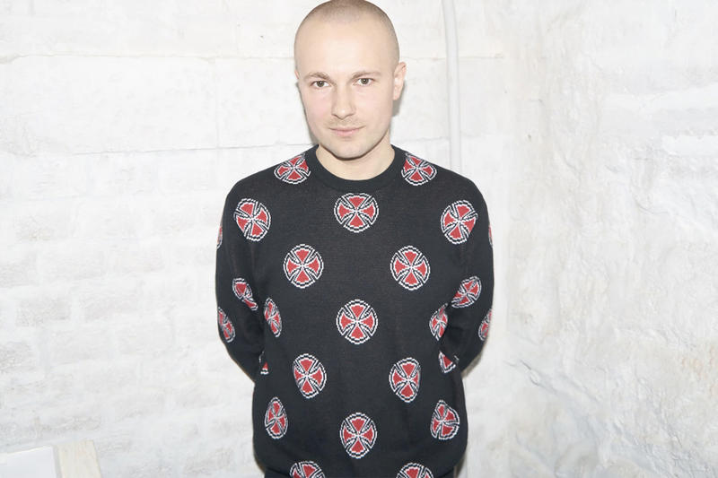Gosha Rubchinskiy Tbilisi Fashion Week Paccbet