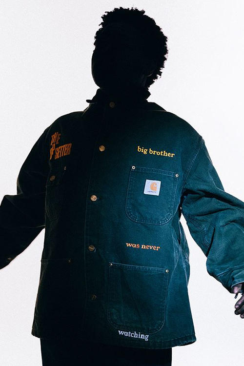 Grailed The Upsetter Ode To All Carhartt Capsule Griggs Brothers Jacket Vest The Griggs Brothers