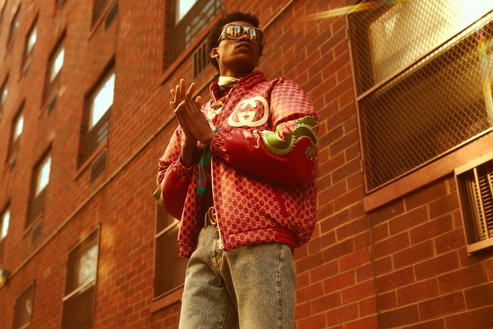Gucci Presents Gucci-Dapper Dan Collection fashion italy new york harlem wooster soho daniel day