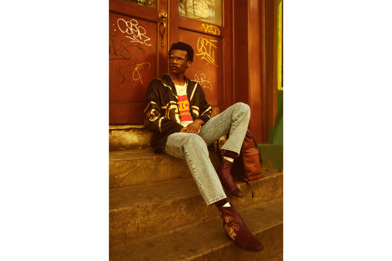 Gucci Presents Gucci-Dapper Dan Collection fashion italy new york harlem wooster soho daniel day