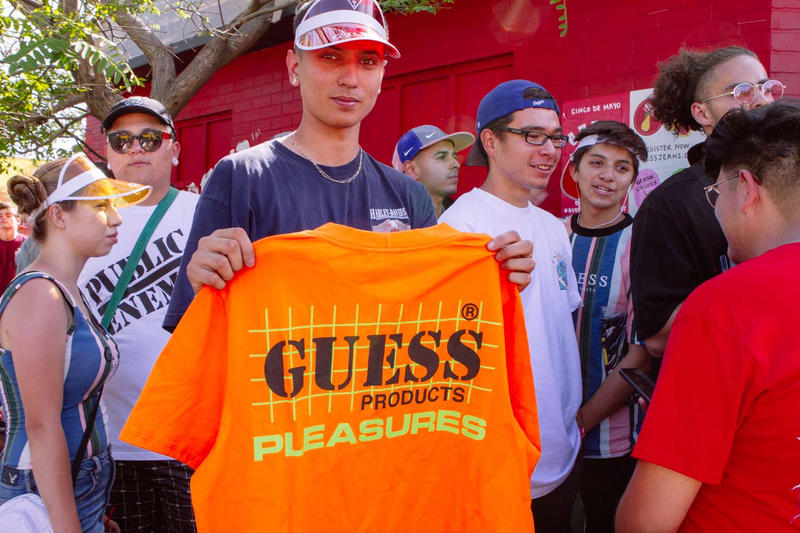 Guess Farmers Market Event Recap 2018 Sean Wotherspoon Round Two Chinatown Market Pleasures Medicom Bearbricks The Pancake Epidemic Carrots Pintrill Cali Thornhill Dewitt