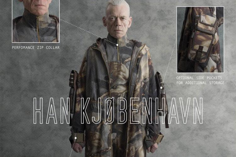 3bdd081561ef Han Kjøbenhavn Prepares Technical Military Gear for Spring Summer 2018